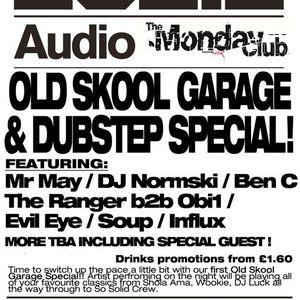 Mr. May Presents... Old Skool Garage Special!