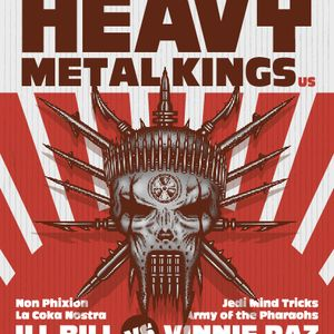 Heavy Metal Kings Concert Budapest Apr 27 2011 - Kasko Promo Mix