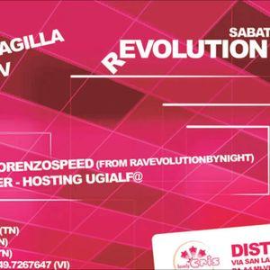 RiCKY MAGiLLA & LORENZOSPEED @ RevoLutiOn c/o Distretto 13 ( Vicenza ) 10/05/2008 remember part