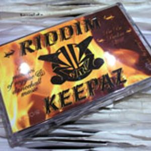 Riddim Keepaz - Dancehall Mix Tape from 2004