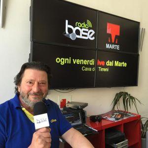 Lo Chef Marco Follieri ospite di Radio Base