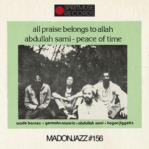 Spiritmuse Records presents MADONJAZZ #156: 'Peace of Time'