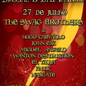 The Swag Brothers @ Anima-te Porto 27-07-2012