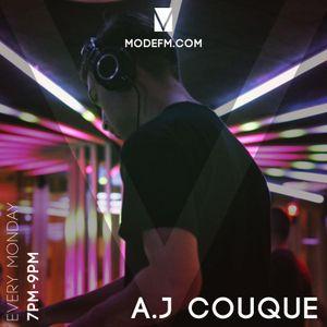 27/11/2017 - A.J Couque - Mode FM