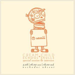 Cream Child - Guestmix dla radiofonii