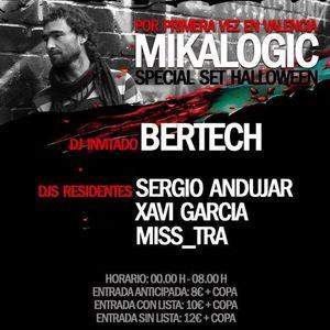 Xavi Garcia@Lost Valencia 31-10-2012