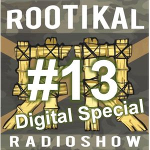 Rootikal Radioshow #13 - 08 March 2016