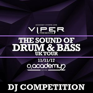The Sound Of Drum & Bass (OXFORD)