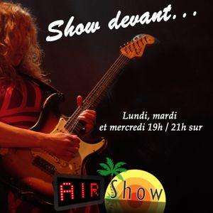 Show devant du lundi 28 mars 2016
