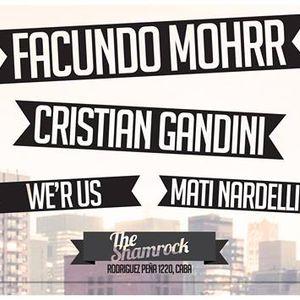 Mati Nardelli Live @ The Shamrock Basement 01-11-2013