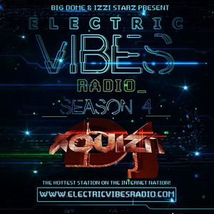 DJ Xquizit Live Set & Interview on Electric Vibes Radio hosted by MC Bigdome