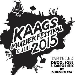 Tante Kee Kaag Muziek Festival 2015