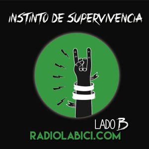 Instinto de Supervivencia 26 - 03 - 2016 en Radio La Bici