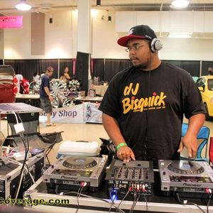 DJ Bisquick's August EDM mix