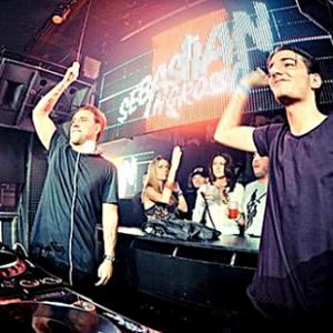 Sebastian Ingrosso & Alesso at BBC Radio 1, Privilege Ibiza 04.08.2012