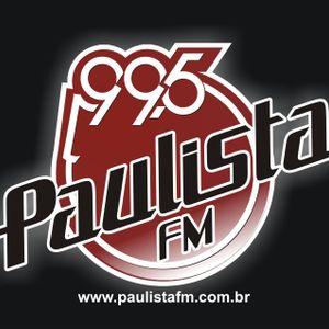 Rádio Paulista FM 99,5 MHz - Avaré/SP