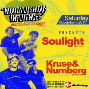 MoodyLushious Influences Episode 7 (Exclusive Guest Mix By Soulight) (November 2011 Edition)