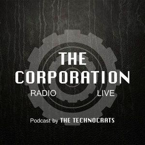 The Corporation Radio Live #008 ft Antonio Cuevas (Mexico) by The Technocrats