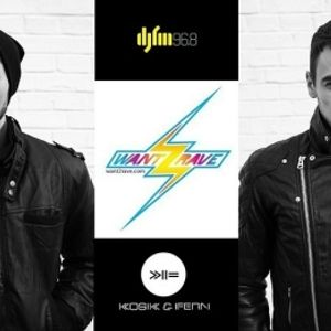Kosik & Fern - Guest mix on Want2rave(DJ FM)(12.07.11)