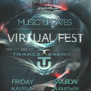 Kris Abrahamsen - Music Updates Virtual Fest Day 1