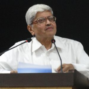 "National Science Day Lecture ""Fostering Scientific Temper"" by Gopalkrishna Gandhi"