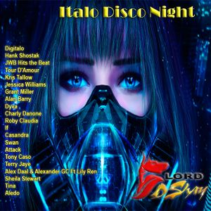 Dj Lord Dshay - Italo Disco Night