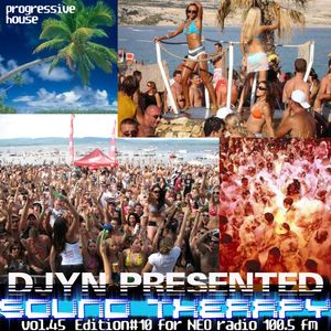 Djyn - Рresented - Sound Therapy vol. 45 (For Neo Radio 100.5 fm_Edition#10)