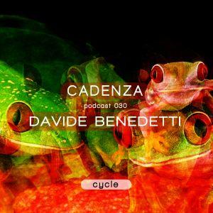 Cadenza Podcast 030 (Cycle) - Davide Benedetti