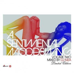 DJ Mza-A Sentimental Moodswing Vol.II
