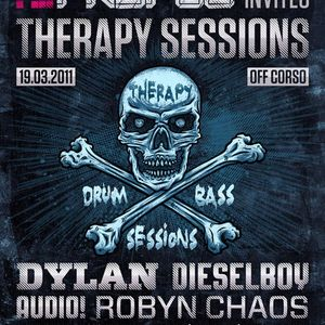 Live set from PRSPCT Invite Therapy Sessions, Rotterdam 2011