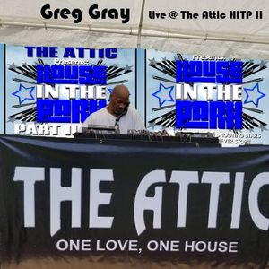 """Greg Gray Live at The Attic HITP """"Shooting Stars Never Stop"""""""