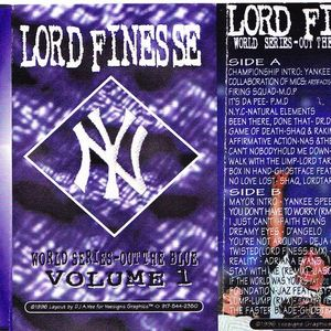 Lord Finesse - World Series Out The Blue (side b)
