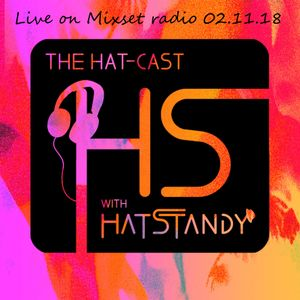 Hat-cast live on Mixset radio 02.11.18