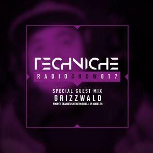 TRS017 Techniche Radioshow: Grizzwald