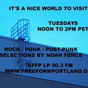 Freeform Portland / 20th broadcast August 23rd 2016 Part One