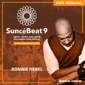 Suncebeat Musical Heroes - guest mix #2 Ronnie Herel February 2018