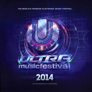 Michael Brun - Ultra Music Festival Miami (Worldwide Stage) - 30.03.2014