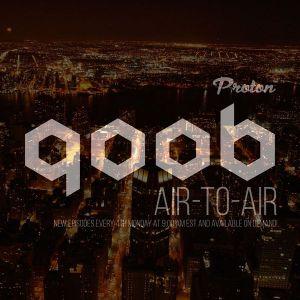 qoob - Air-To-Air 025 @ Proton Radio