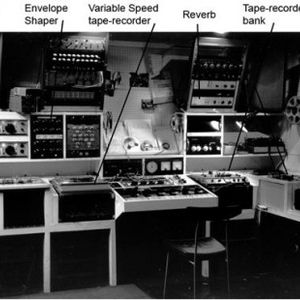 Early Electronic & Library Music