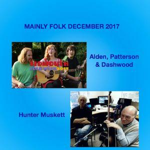 Brooklands Radio Mainly Folk December 2017