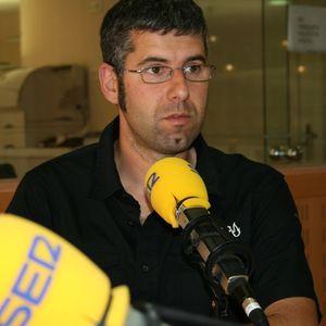 El candidat Jordi Navarro del CUP Girona
