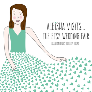 059: Aleisha Visits the Etsy Wedding Fair (& learns about Wedding Invitations)