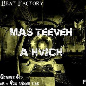Dark Beat Factory #035 - A-HVICH