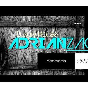 Dj Adrian Zack  - Mixshow October 2012