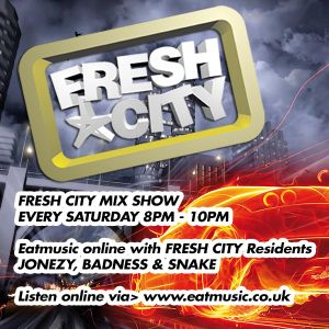 2014-11-08 The Fresh City Mixshow