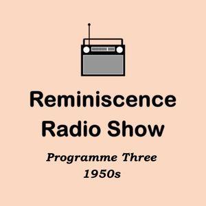 Show 3: 1950s