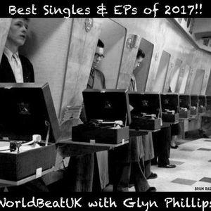 WorldBeatUK with Glyn Phillips - Best Singles & EPs of 2017 (01/01/2018)