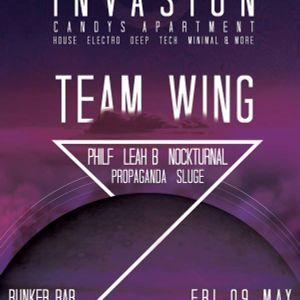 Invasion @ Candys Apartment - PhilF 1AM (Set 2)