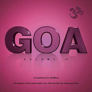 Goa Volume 41 Mixed By Dj Eddie B.