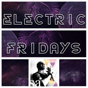 DJ SAV - Electric Fridays